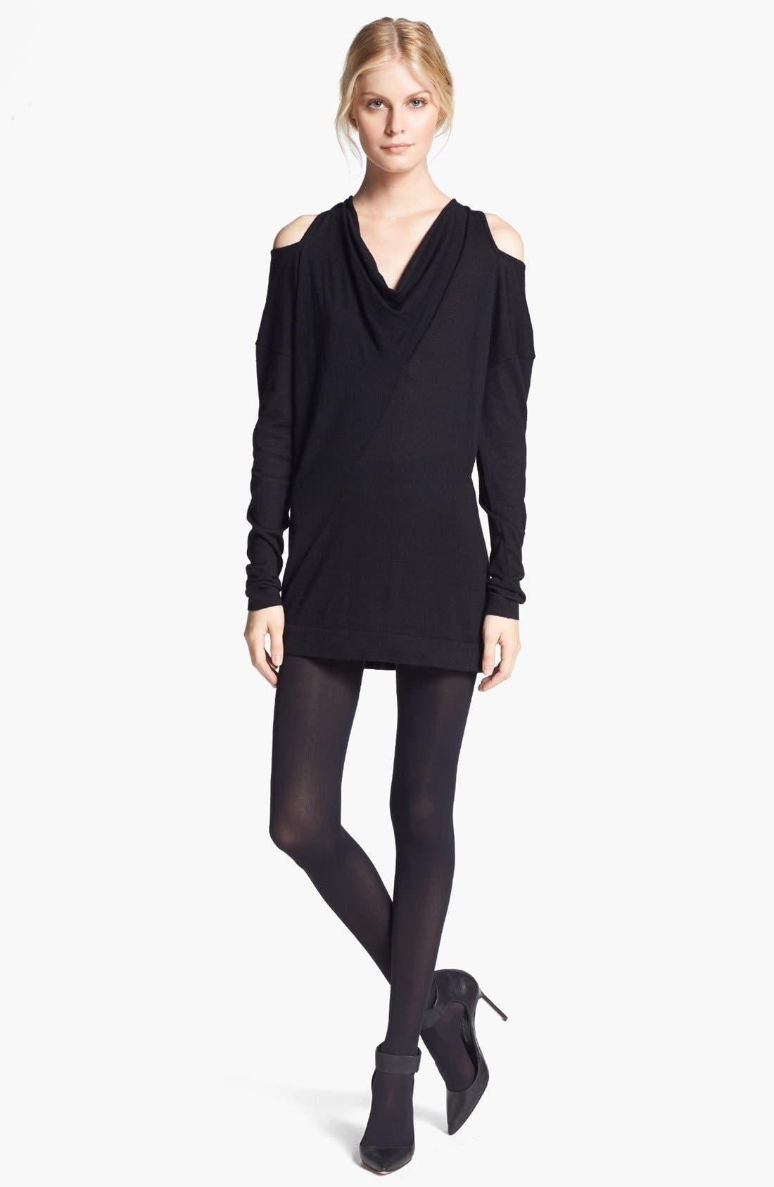 Main Image - Donna Karan Collection Twist Cashmere Tunic