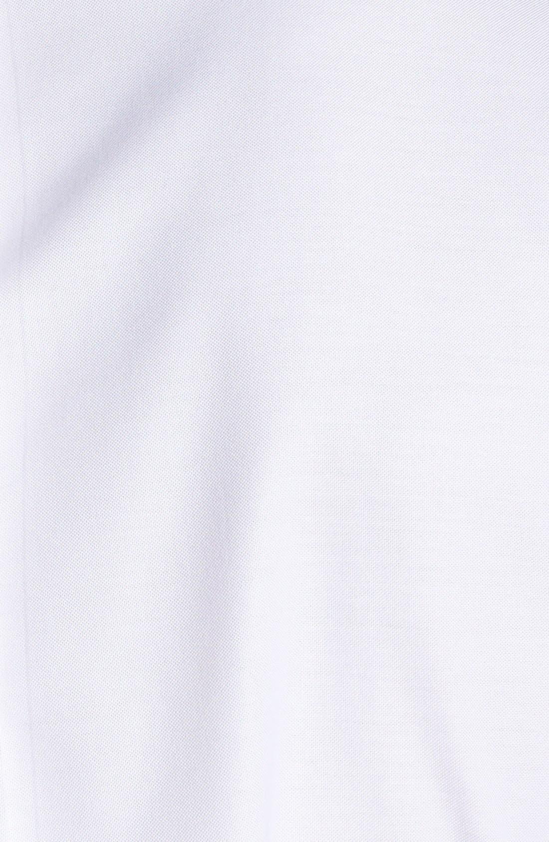 Alternate Image 3  - Brooks Brothers 'Niox' Regular Fit Sport Shirt