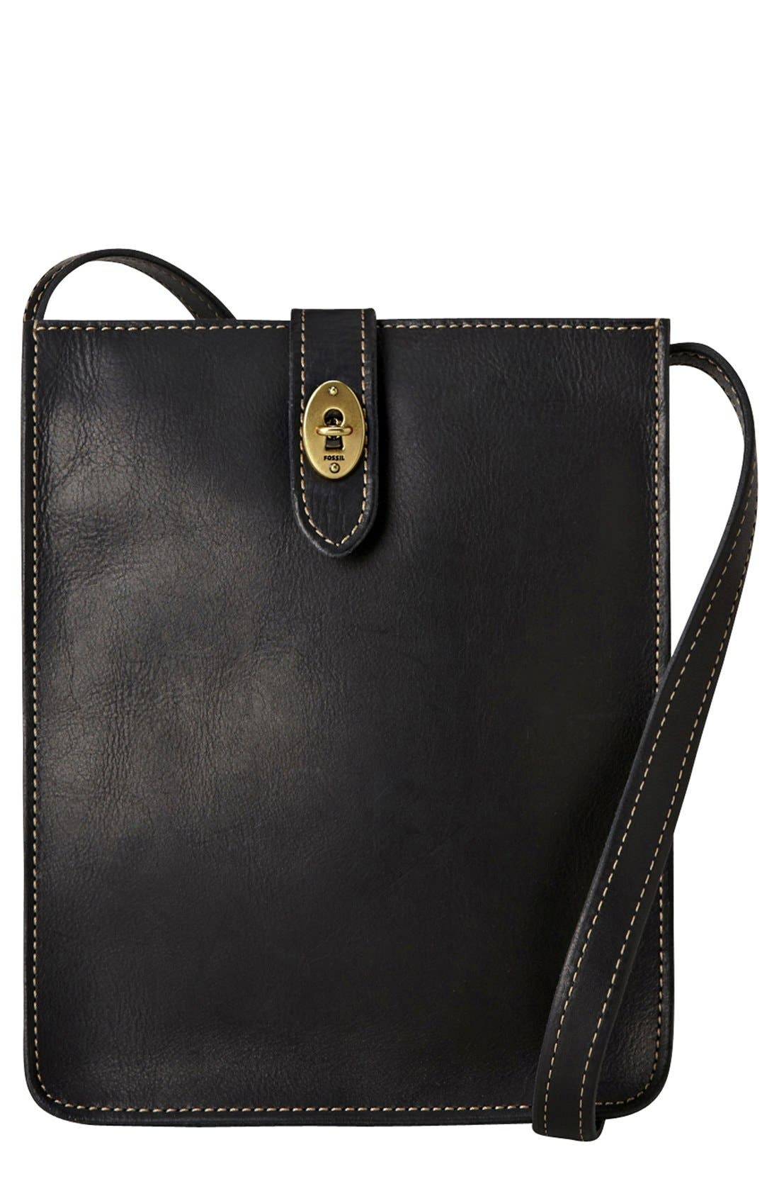 Alternate Image 1 Selected - Fossil 'Austin Slim' Crossbody Bag