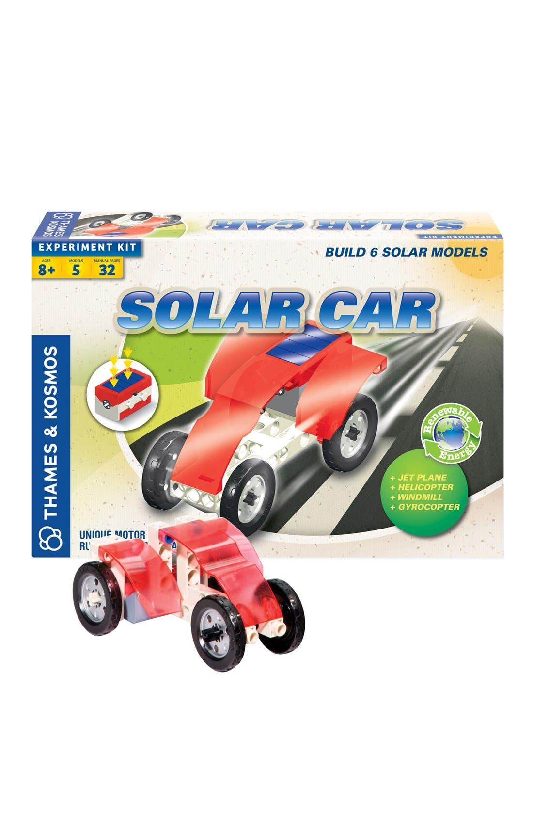 Thames & Kosmos Solar Car