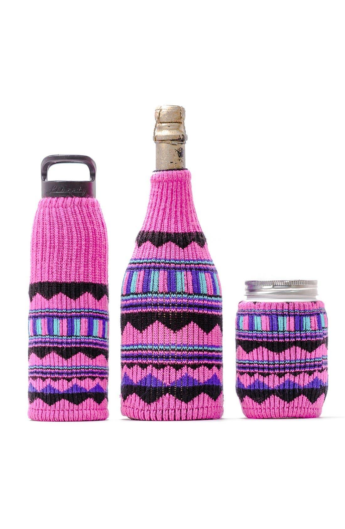 Alternate Image 4  - Freaker 'Fresh Prints' Bottle Insulator