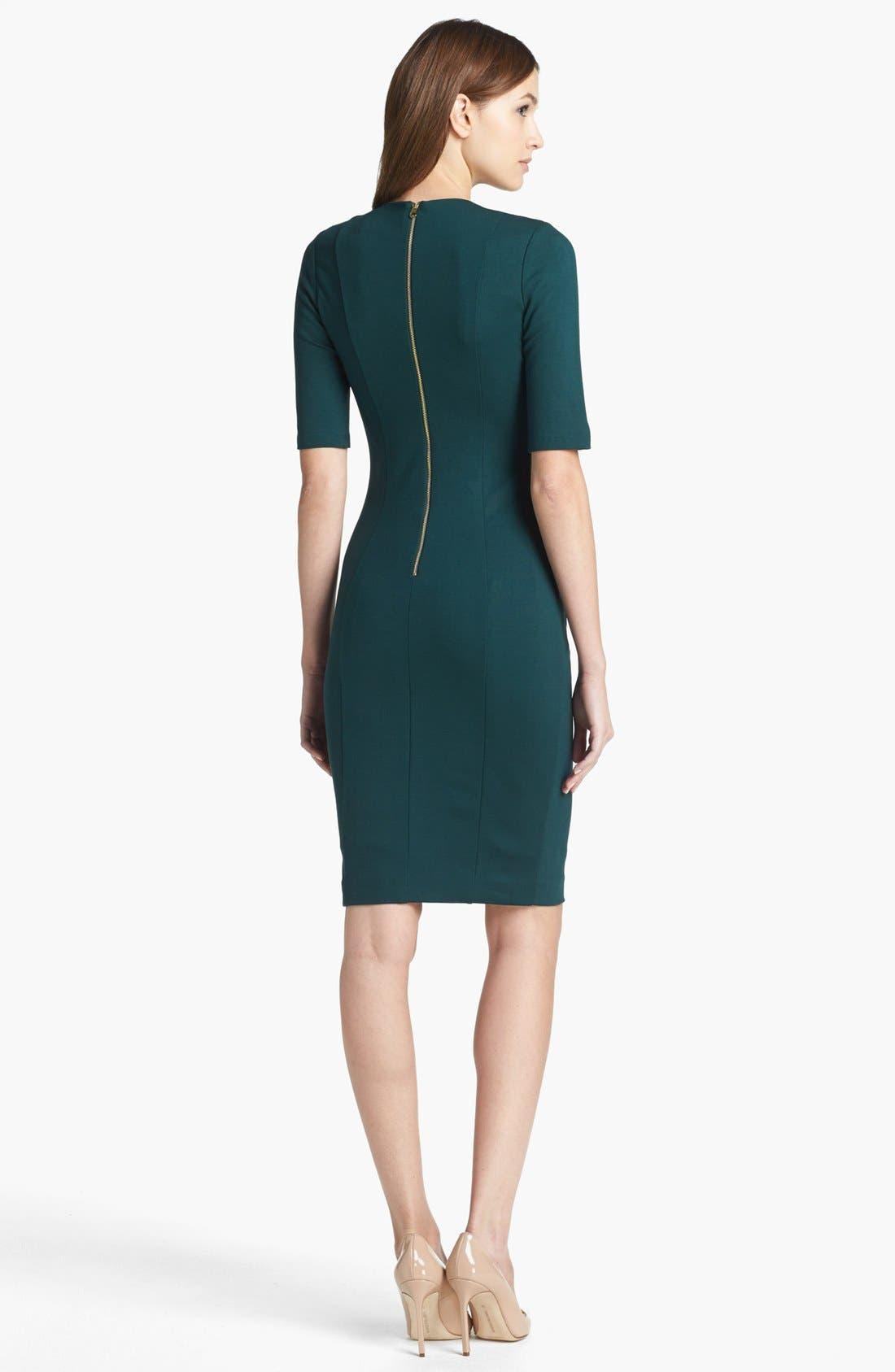 Alternate Image 2  - Ted Baker London Seam Detail Dress