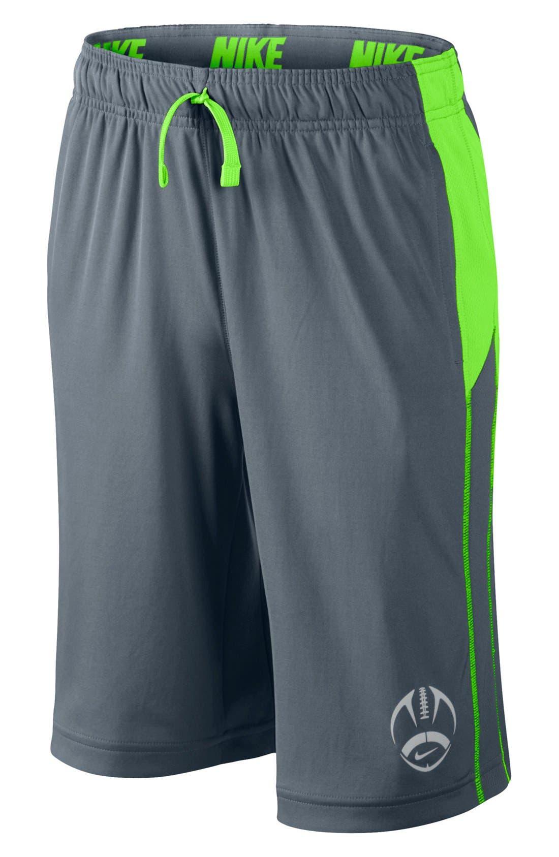 Alternate Image 1 Selected - Nike 'Field Sport' Shorts (Big Boys)