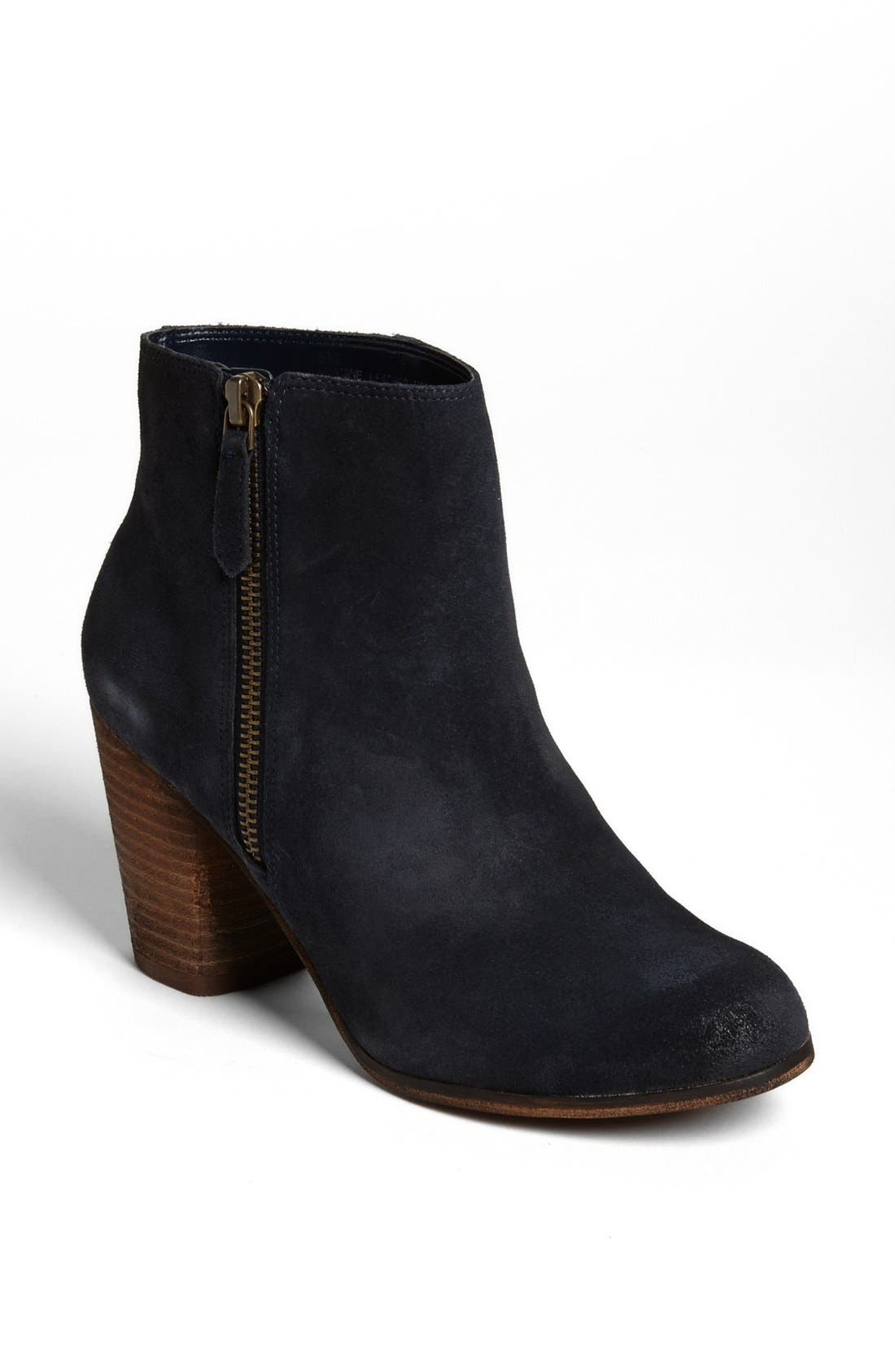 Alternate Image 1 Selected - BP. 'Trolley' Suede Ankle Boot (Women)