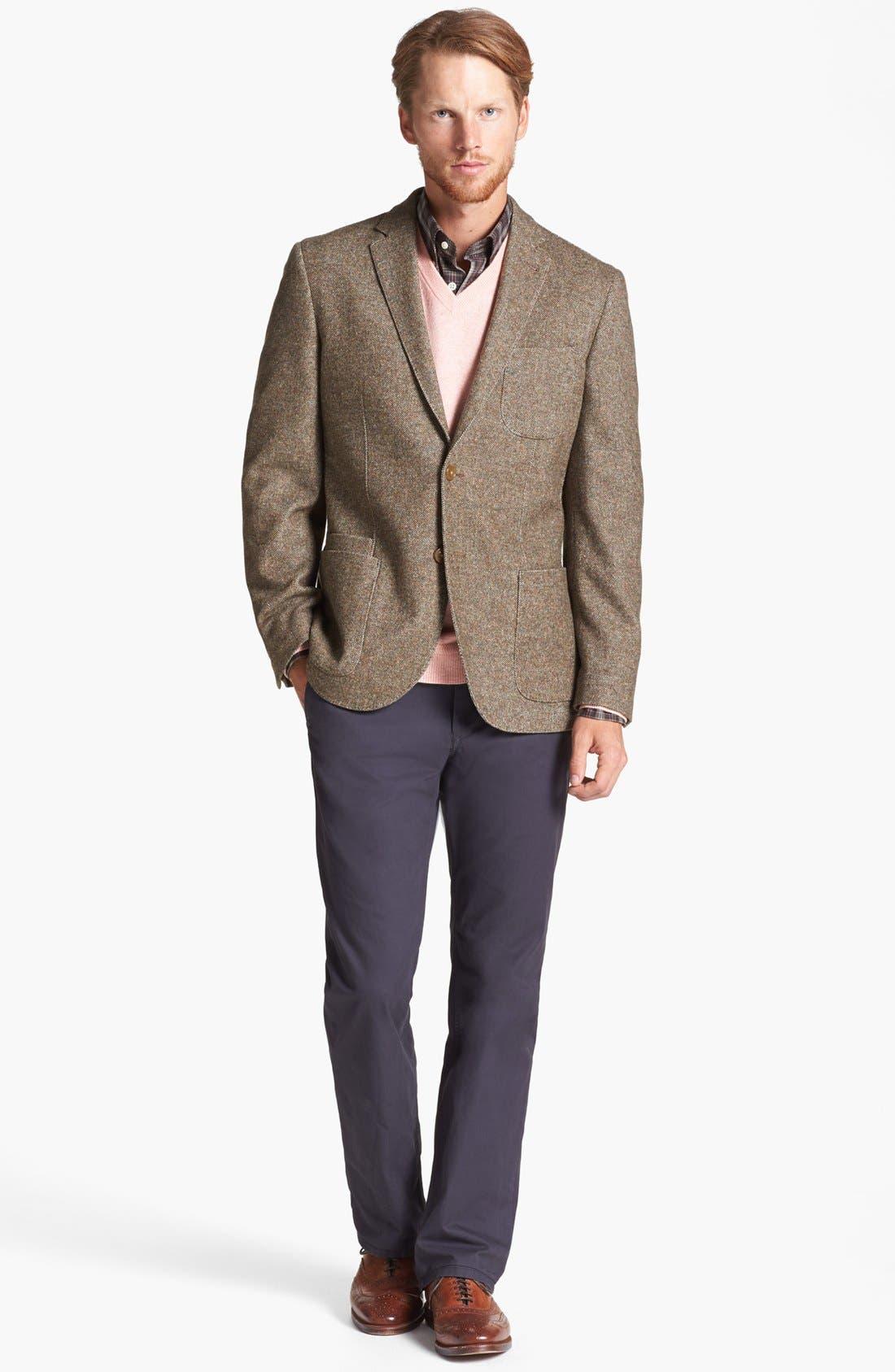 Alternate Image 4  - JKT New York 'Bond' Wool Blend Blazer