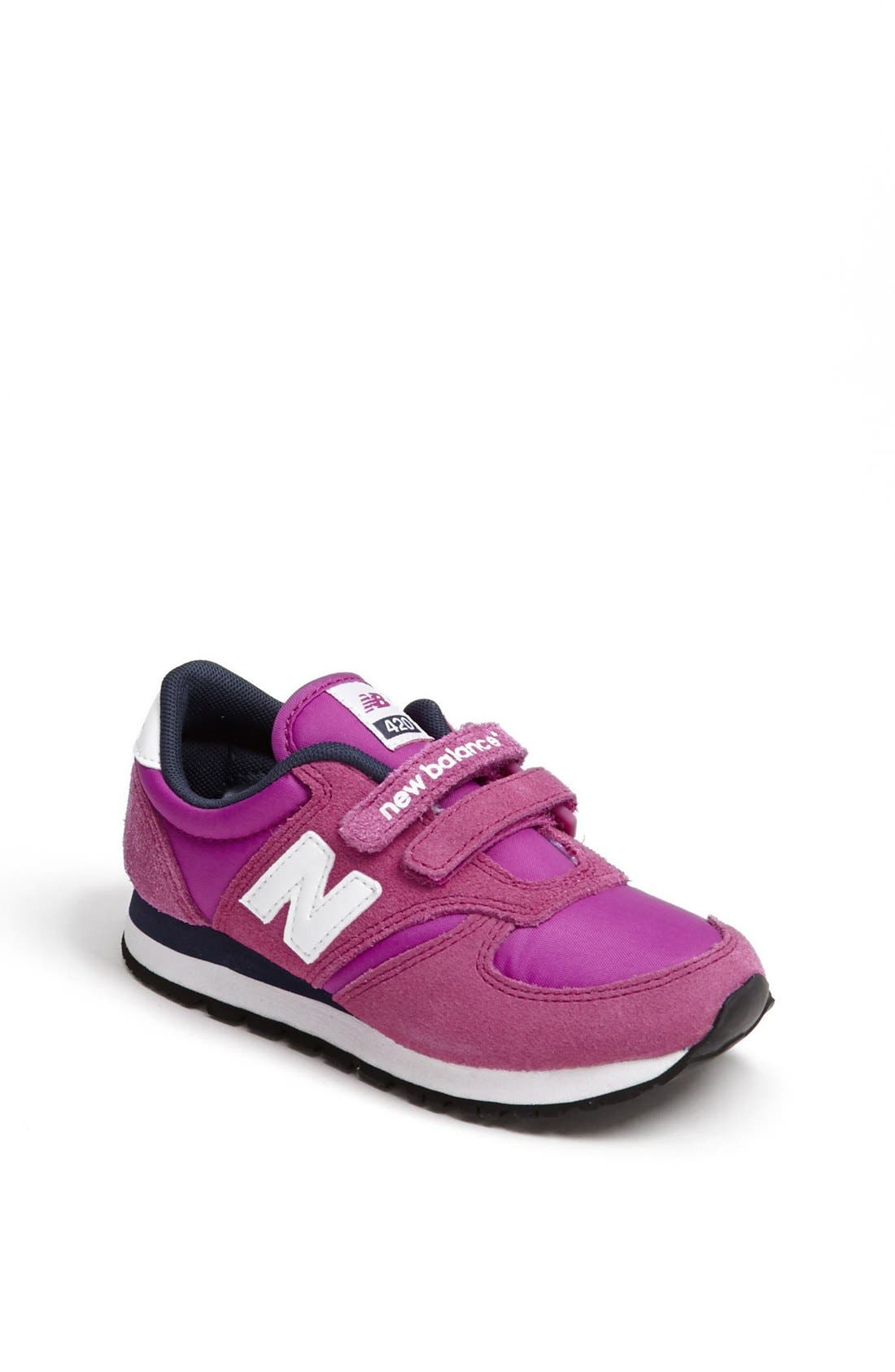 Alternate Image 1 Selected - New Balance '420 Take Down' Sneaker (Toddler, Little Kid & Big Kid)