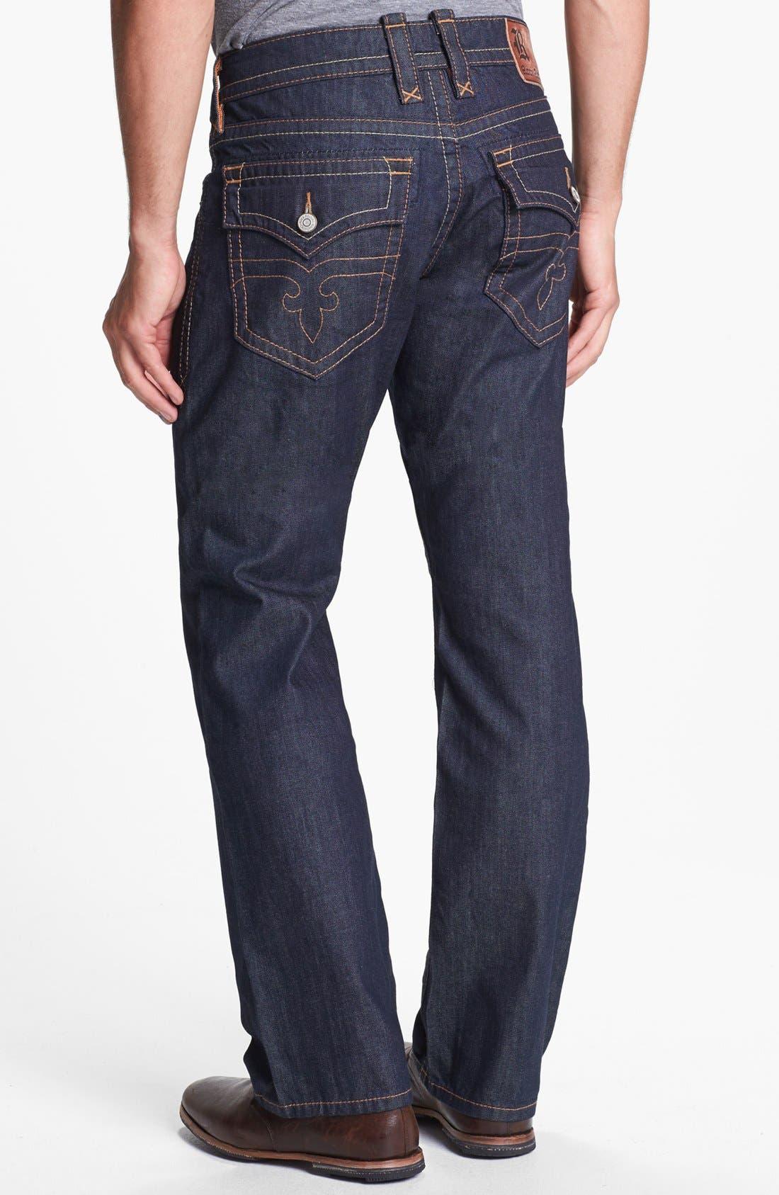 Alternate Image 1 Selected - Rock Revival 'Blane' Straight Leg Jeans