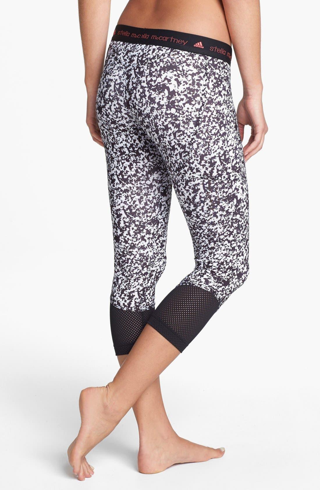 Alternate Image 2  - adidas by Stella McCartney 'Run' Three Quarter Length Pants