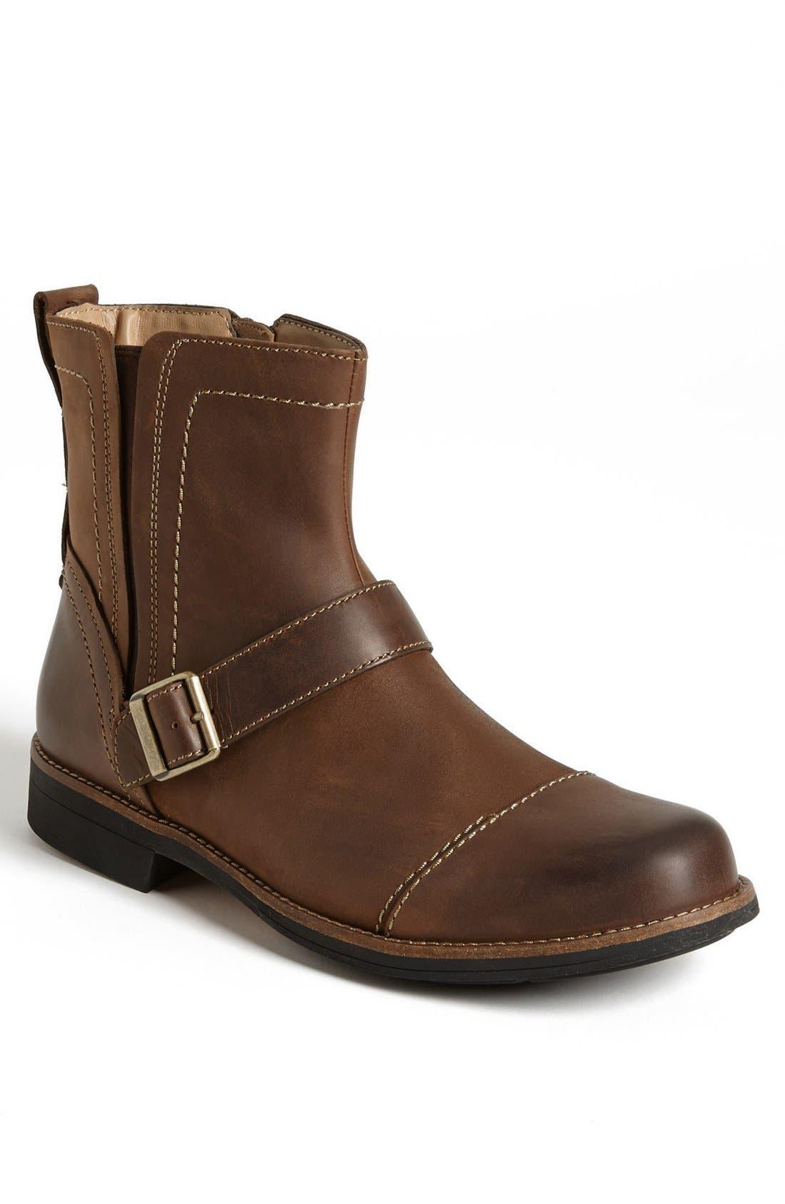 Alternate Image 1 Selected - Clarks® 'Meldon Strap' Zip Boot