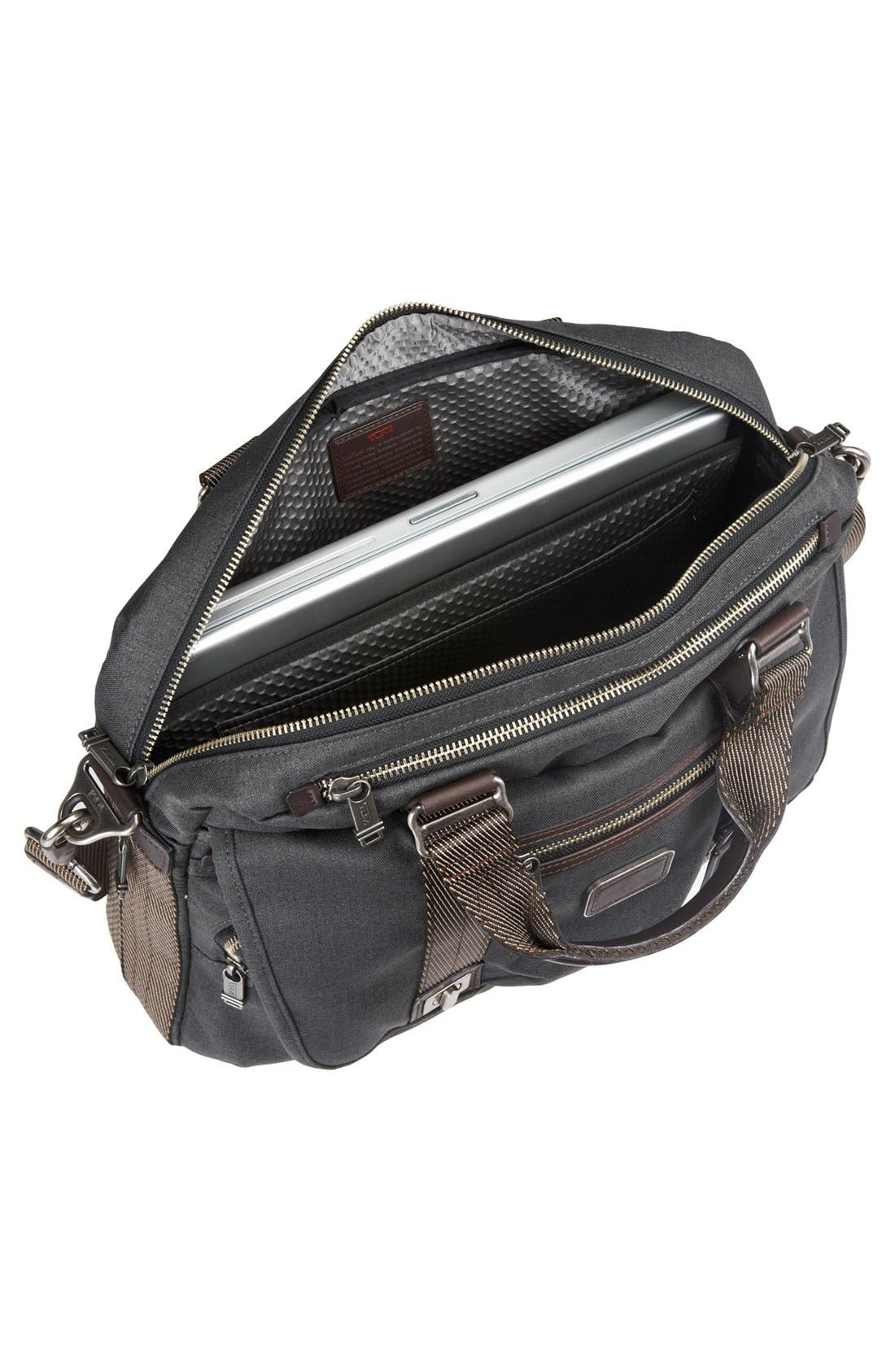 Alternate Image 4  - Tumi 'Alpha Bravo - Pinckney' Flap Briefcase