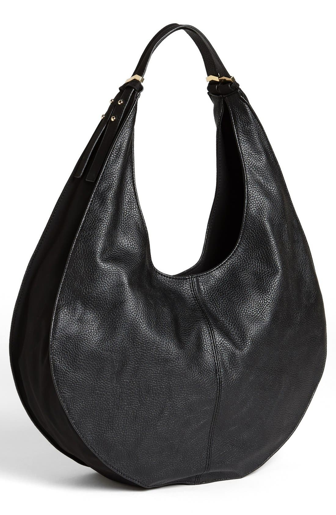Main Image - French Connection Double Handle Hobo, Medium