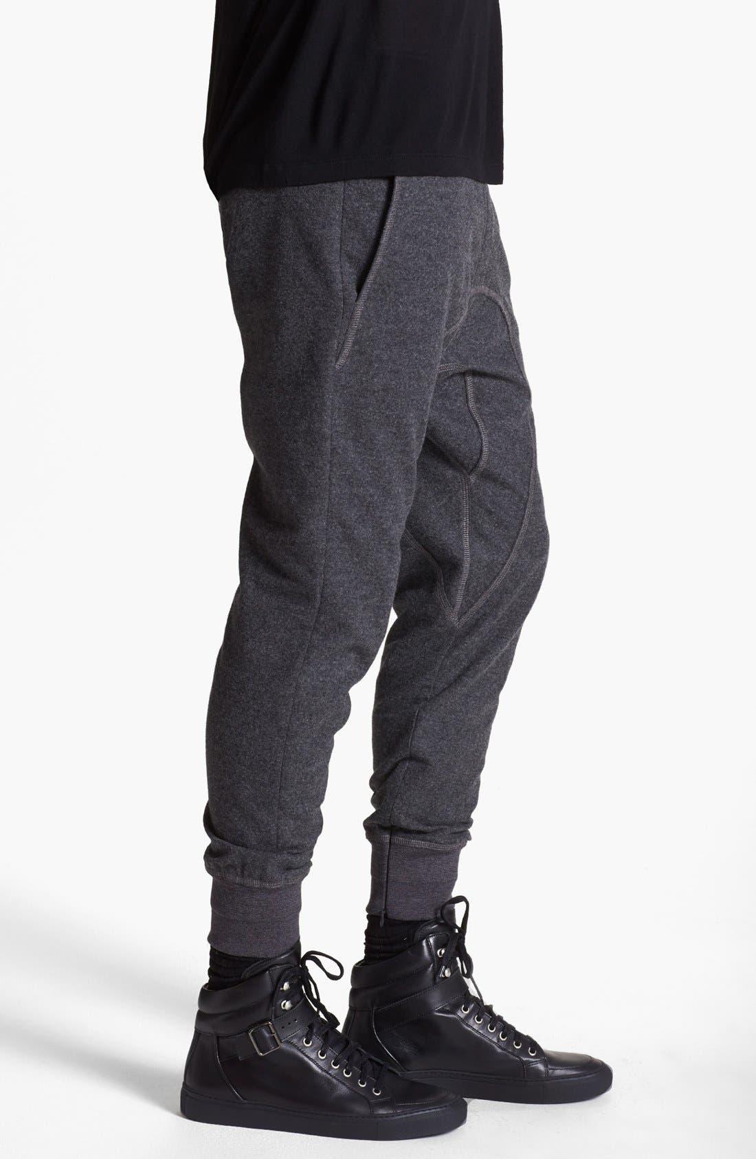 Alternate Image 3  - Neil Barrett Wool Blend Pants