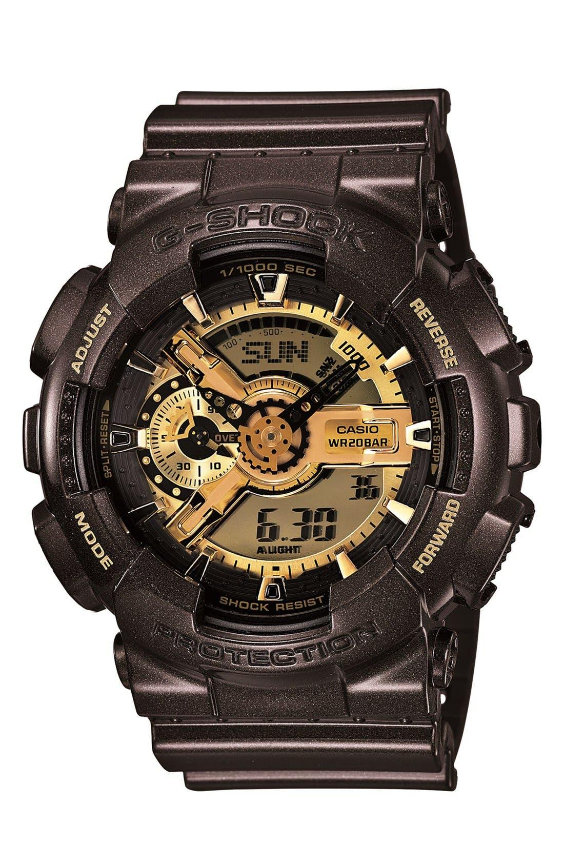 Main Image - G-Shock 'X-Large Ana-Digi' Watch, 55mm