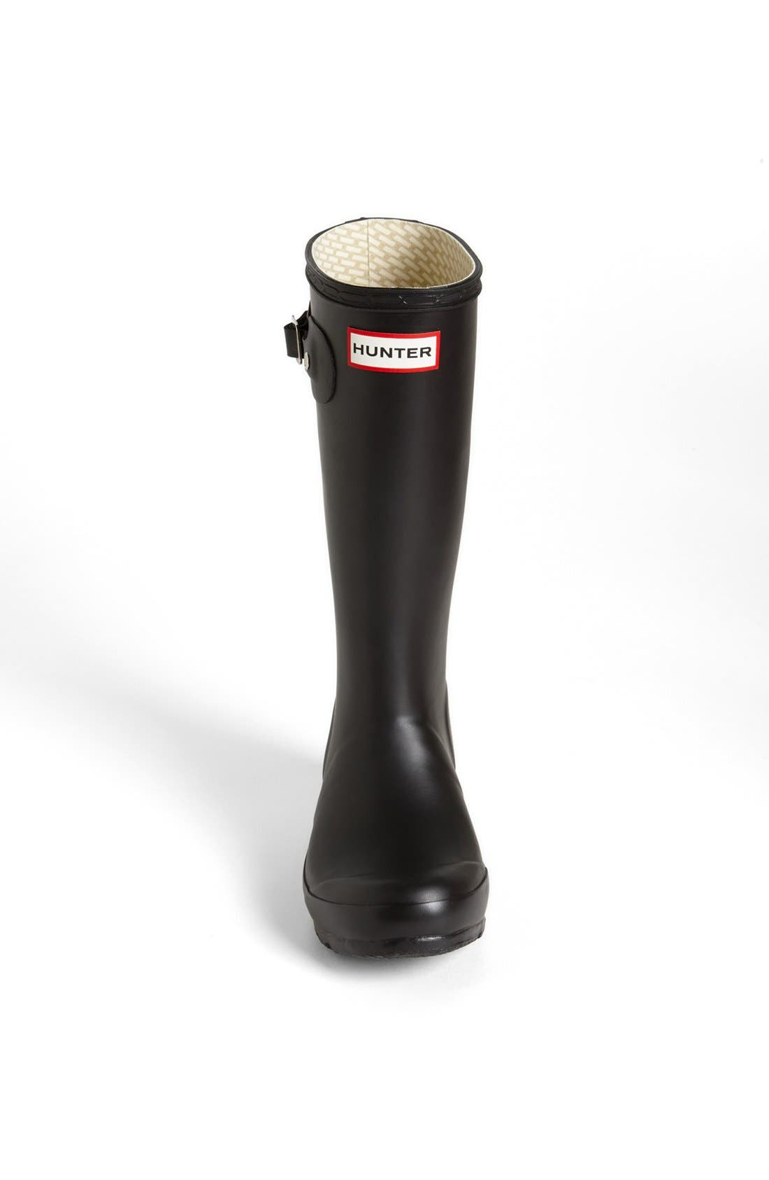 Alternate Image 3  - Hunter Original Rain Boot (Little Kid)
