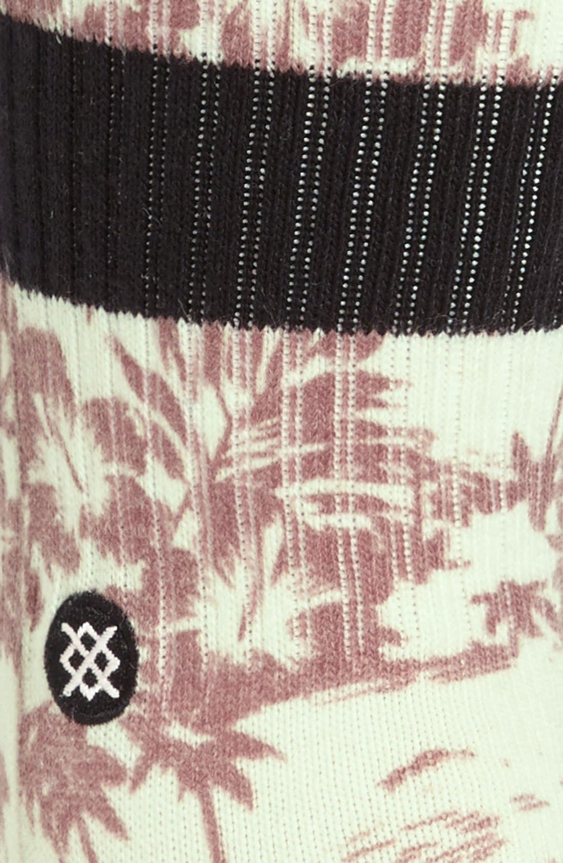 Alternate Image 2  - Stance 'Waipio' Dress Socks