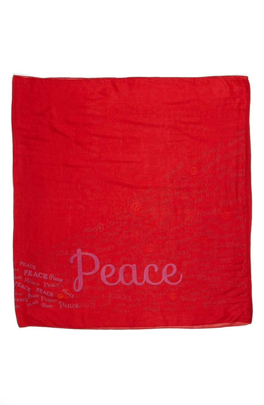 Alternate Image 2  - Lulla Collection by Bindya 'Peace' Infinity Scarf