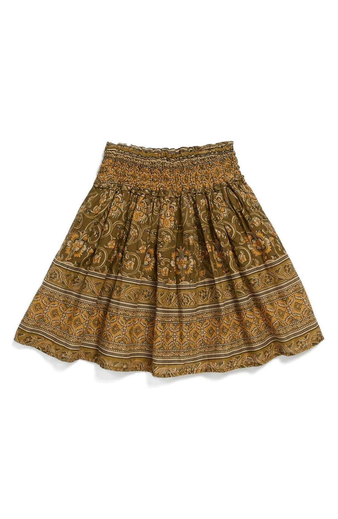 Main Image - Peek 'Esperanza' Skirt (Toddler, Little Girls & Big Girls)