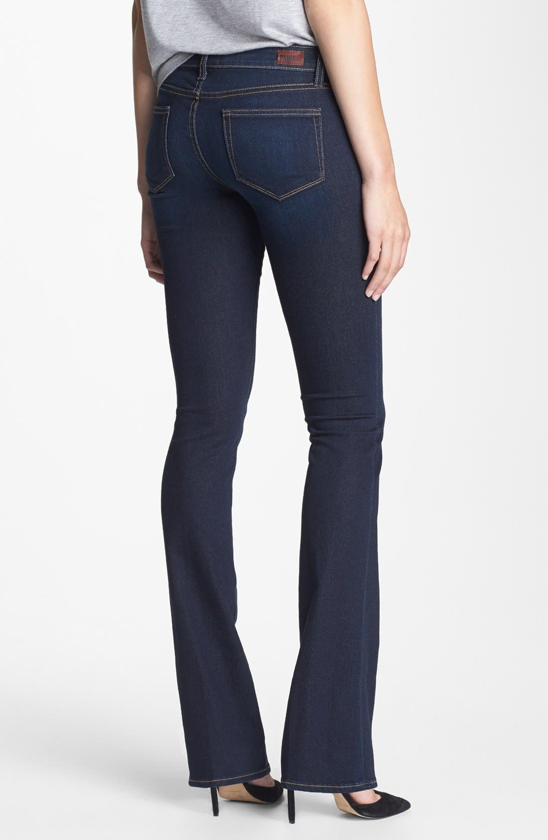 Alternate Image 2  - Paige Denim 'Manhattan' Bootcut Jeans (Surface)
