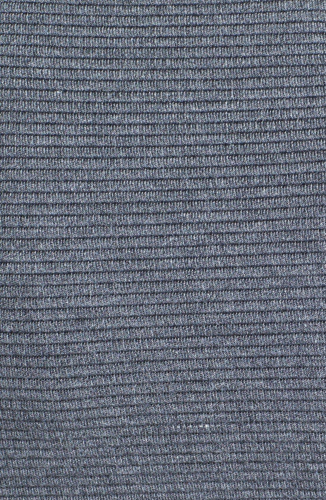 Alternate Image 3  - Isaac Mizrahi New York Ponte Knit Fit & Flare Dress