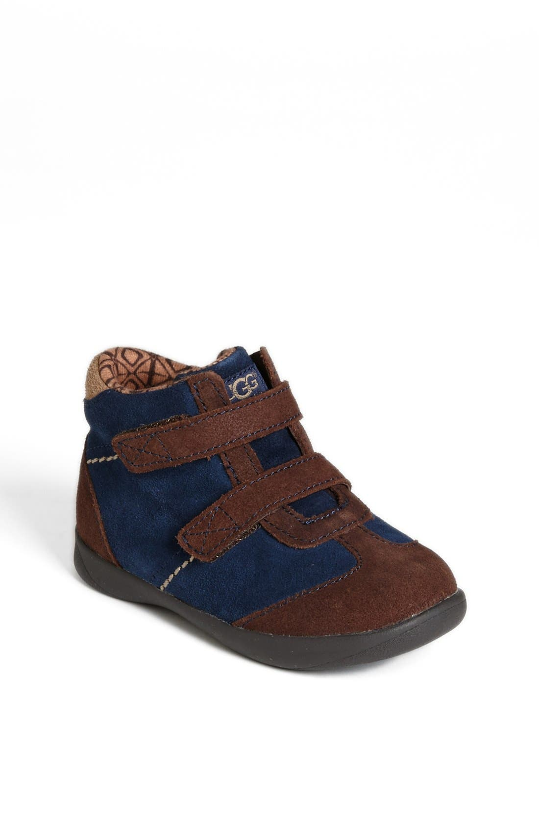 Alternate Image 1 Selected - UGG® Australia 'Speedy' High Top Sneaker (Walker & Toddler)