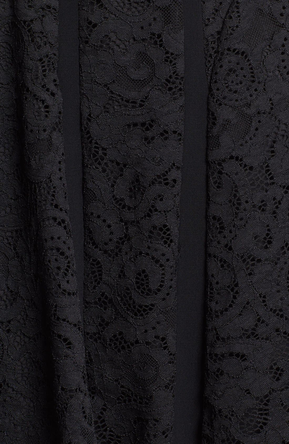 Alternate Image 3  - Diane von Furstenberg 'Radella' Paneled Lace Skirt