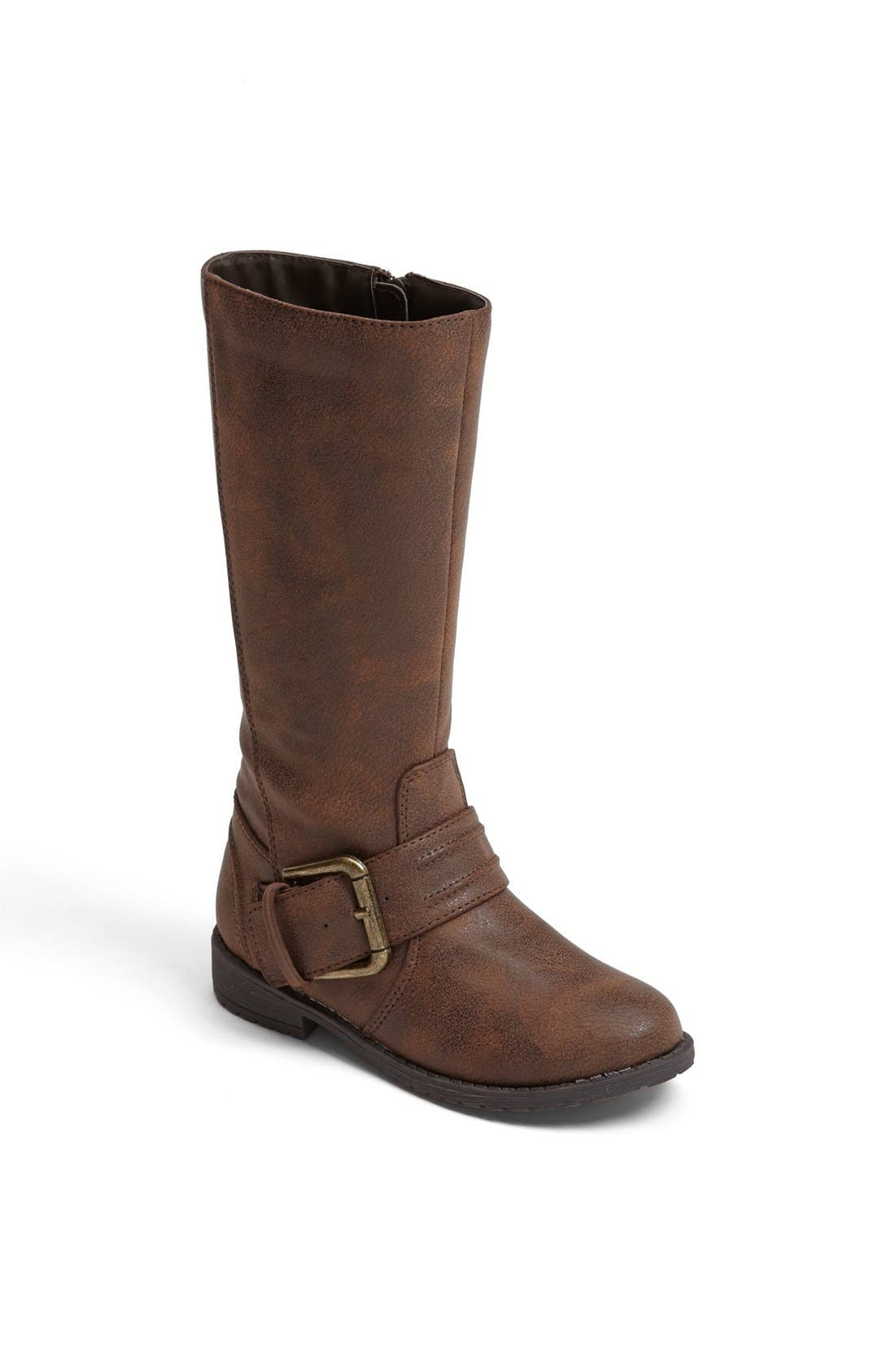 Alternate Image 1 Selected - Kenneth Cole Reaction 'Tough Flake' Boot (Toddler, Little Kid & Big Kid)