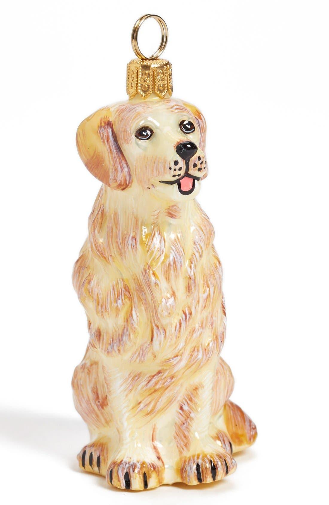 Main Image - Joy to the World Collectibles 'Golden Retriever' Ornament