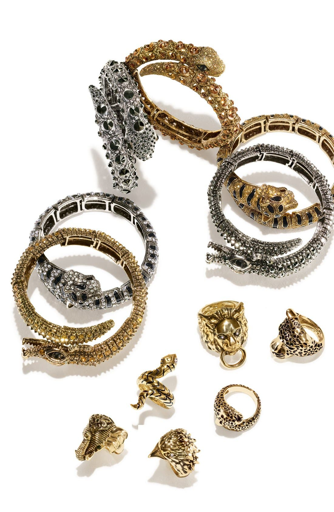 Alternate Image 3  - Ariella Collection 'Critters' Snake Ring (Nordstrom Exclusive)