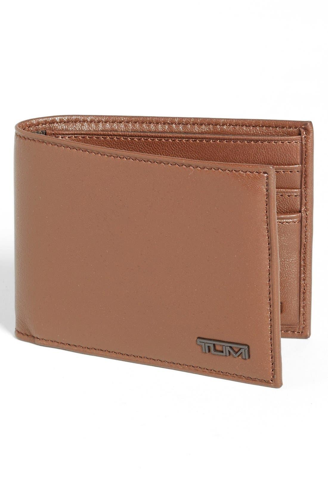 Alternate Image 1 Selected - Tumi 'Delta Double' Billfold Wallet
