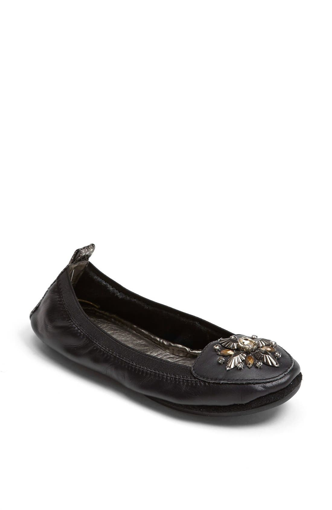 Alternate Image 1 Selected - Yosi Samra Foldable Ballet Flat