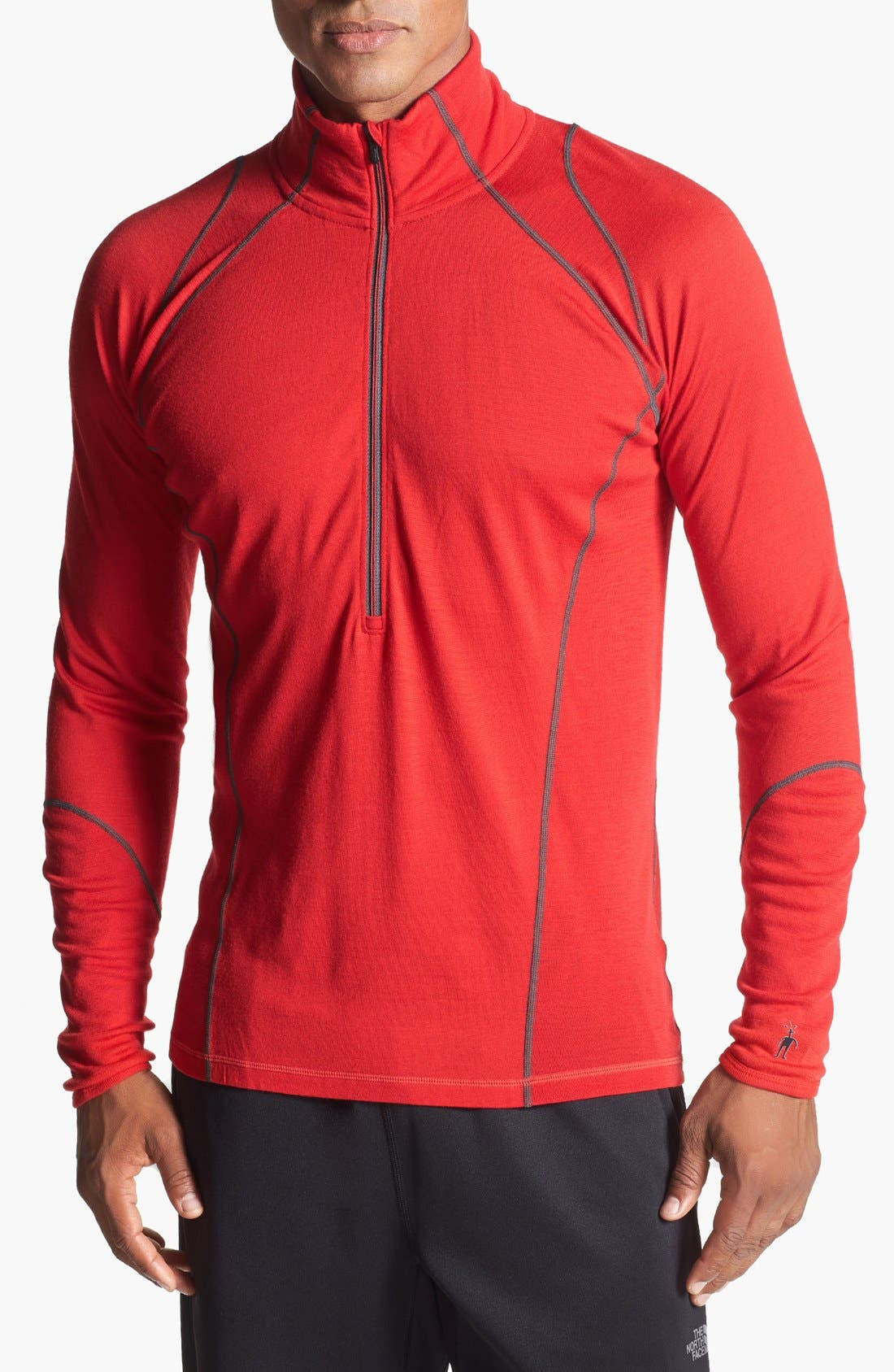 Alternate Image 1 Selected - Smartwool Lightweight Long Sleeve Performance Top