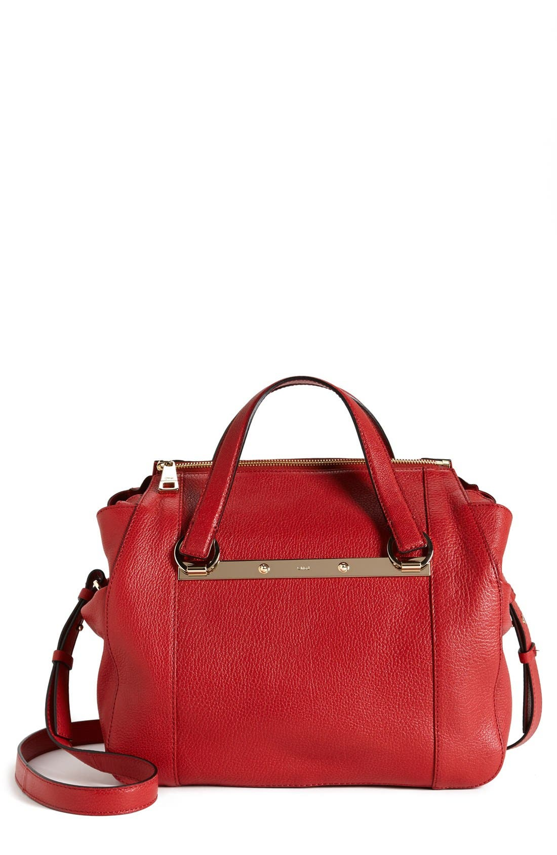 Alternate Image 1 Selected - Chloé 'Bridget - Small' Shoulder Bag