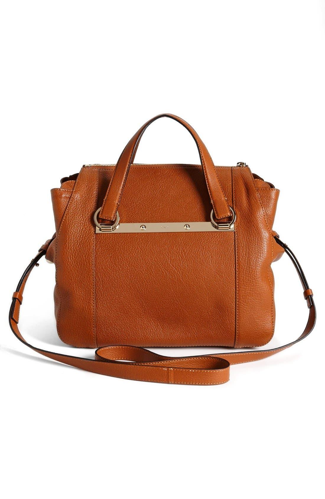 Alternate Image 4  - Chloé 'Bridget - Small' Shoulder Bag