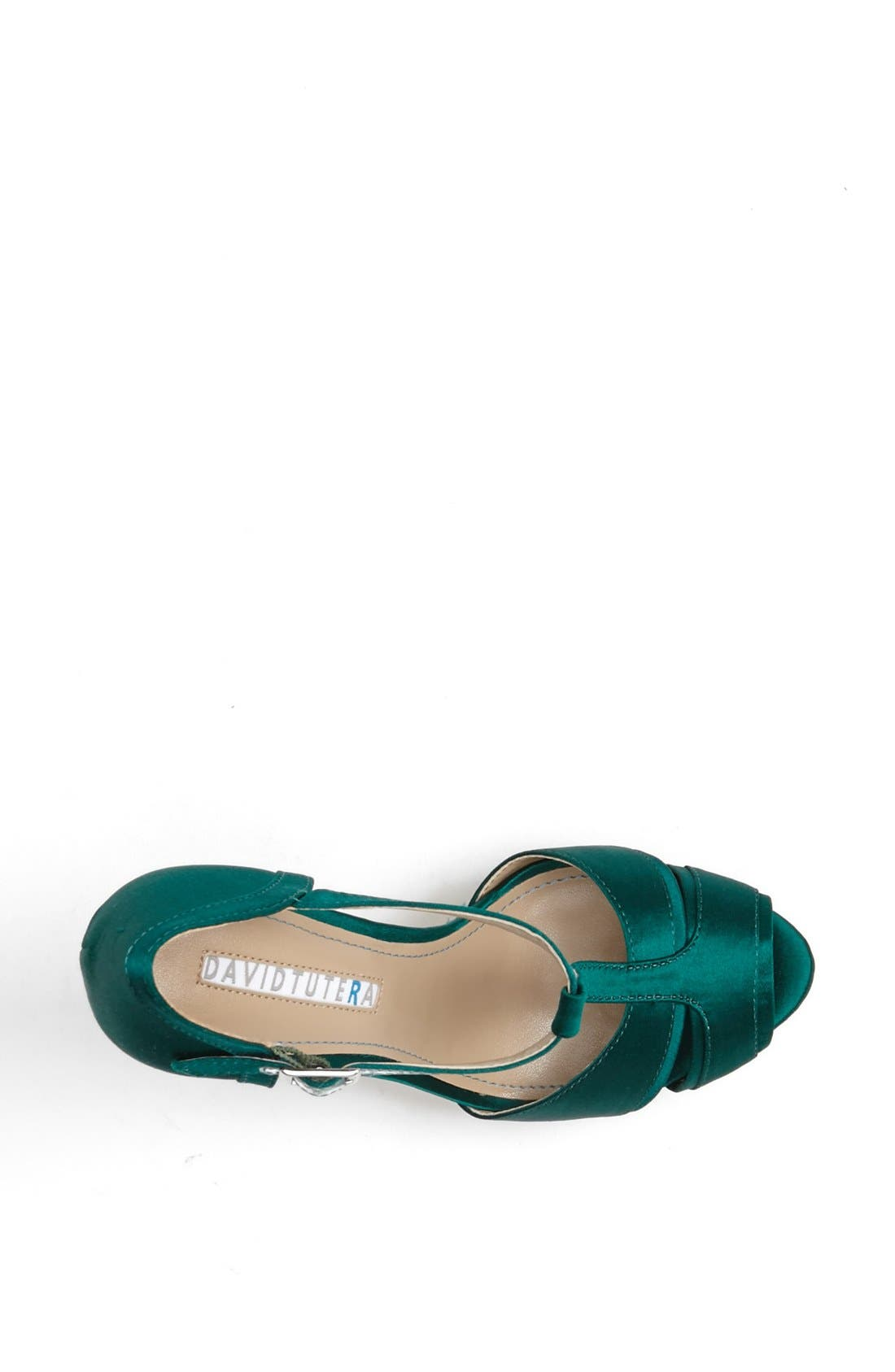 Alternate Image 3  - David Tutera 'Joy' Sandal (Online Only Color)