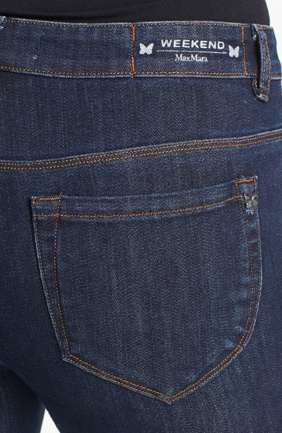 Alternate Image 4  - Weekend Max Mara 'Crimea' Jeans