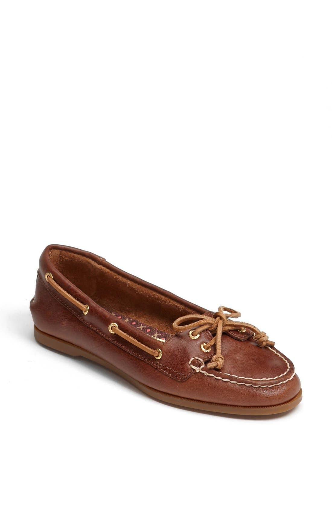 Alternate Image 1 Selected - Sperry 'Audrey' Boat Shoe