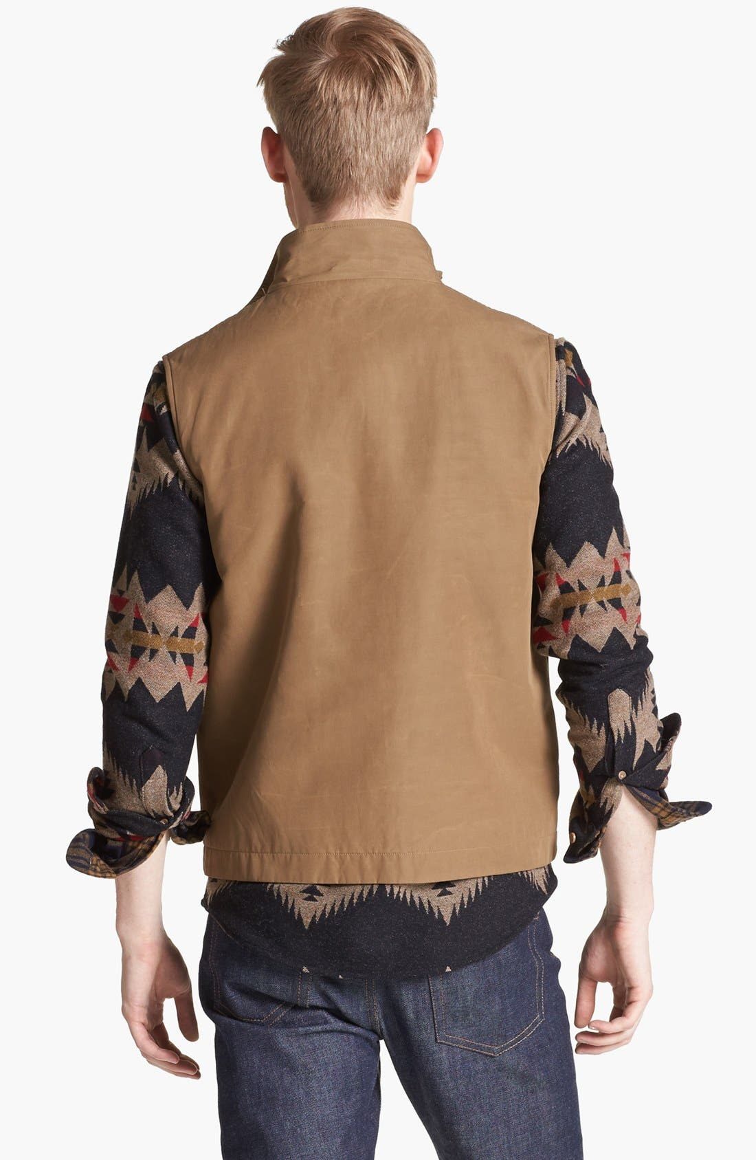 Alternate Image 2  - Pendleton Portland Collection 'Pinehurst' Vest