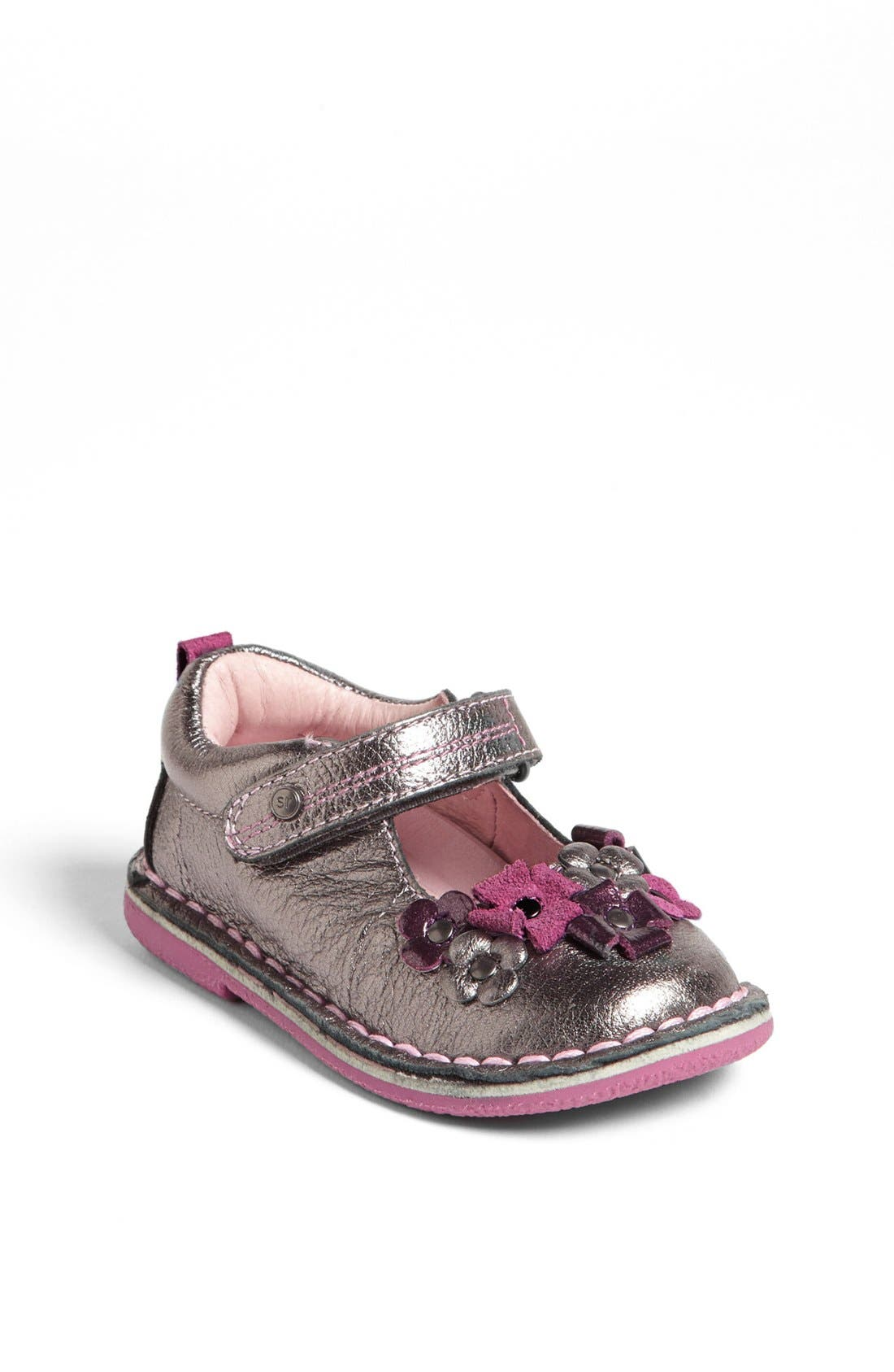 Alternate Image 1 Selected - Stride Rite 'Medallion Collection - Kenway' Mary Jane (Baby, Walker & Toddler)