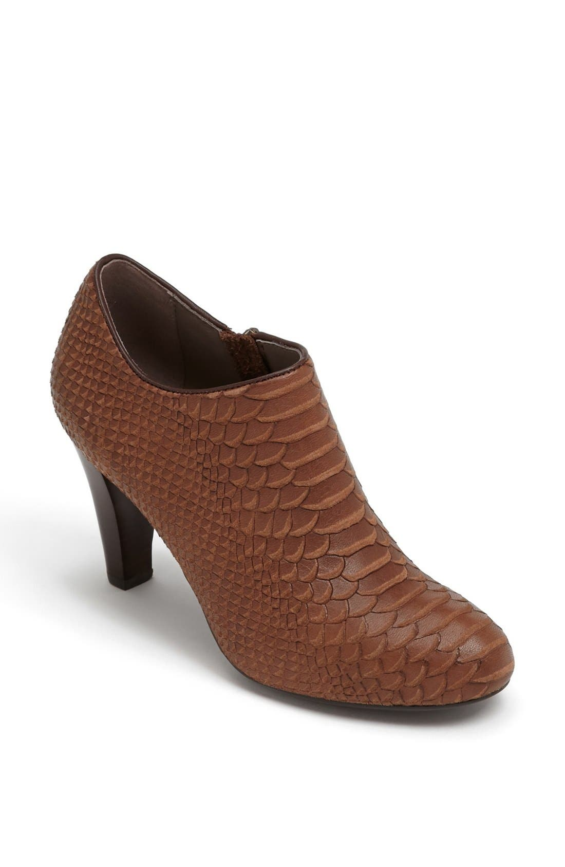 Alternate Image 1 Selected - Geox Ankle Bootie