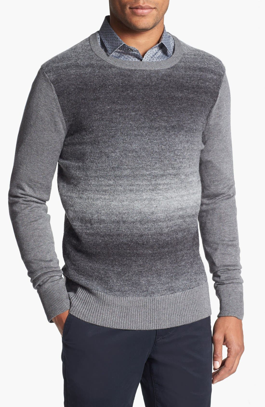 Alternate Image 1 Selected - Antony Morato Sweater