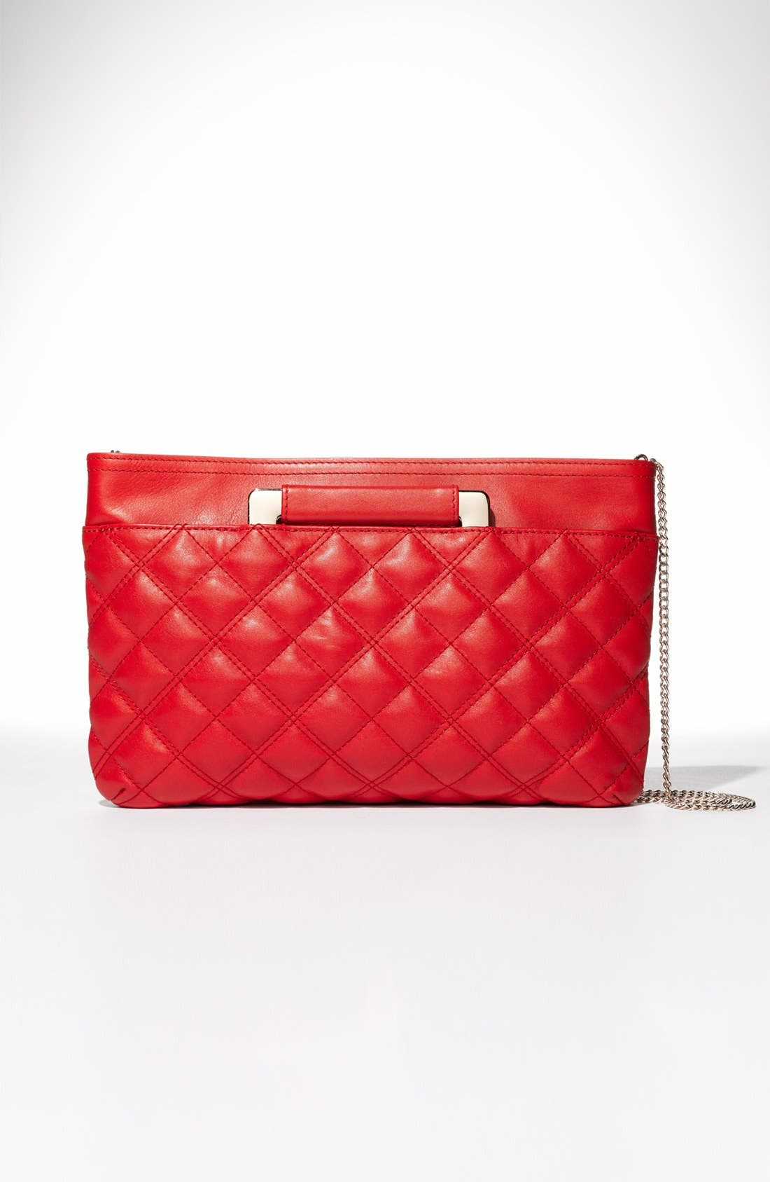 Alternate Image 5  - Trouvé Convertible Leather Clutch