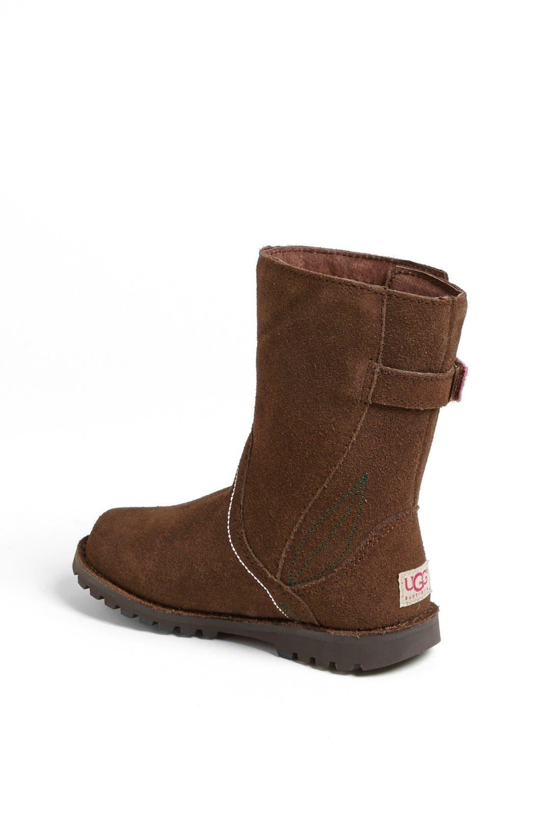 Alternate Image 2  - UGG® Australia 'Blossom' Boot (Walker & Toddler)