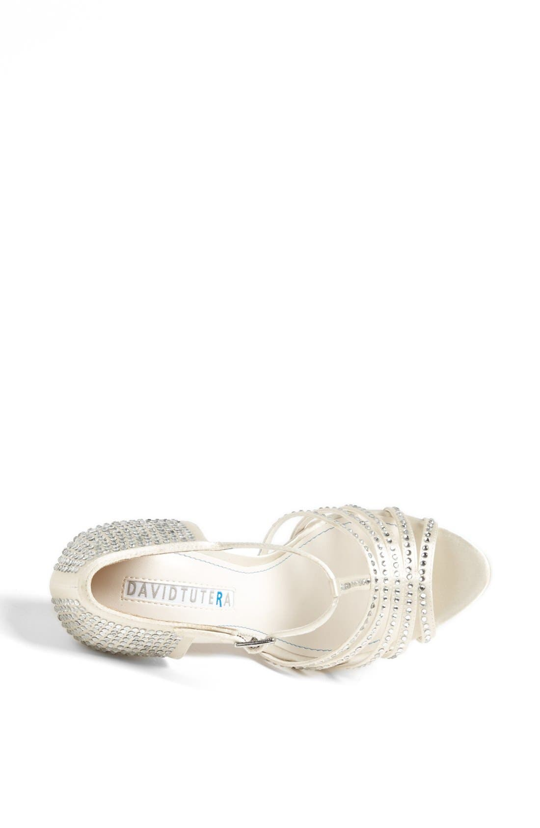 Alternate Image 3  - David Tutera 'Wonderful' T-Strap Sandal
