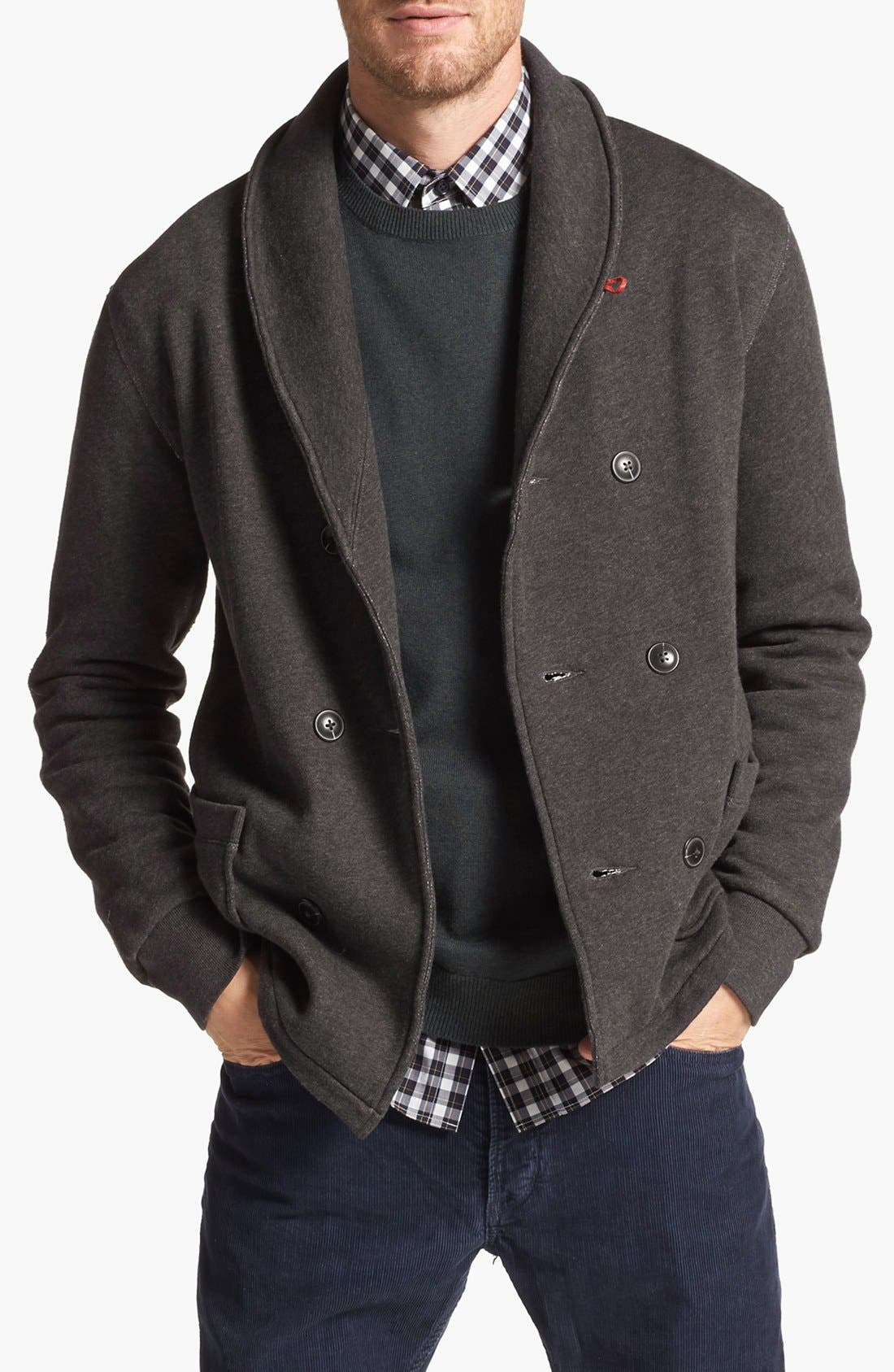 Alternate Image 1 Selected - Grayers 'Blair' Shawl Collar Cardigan