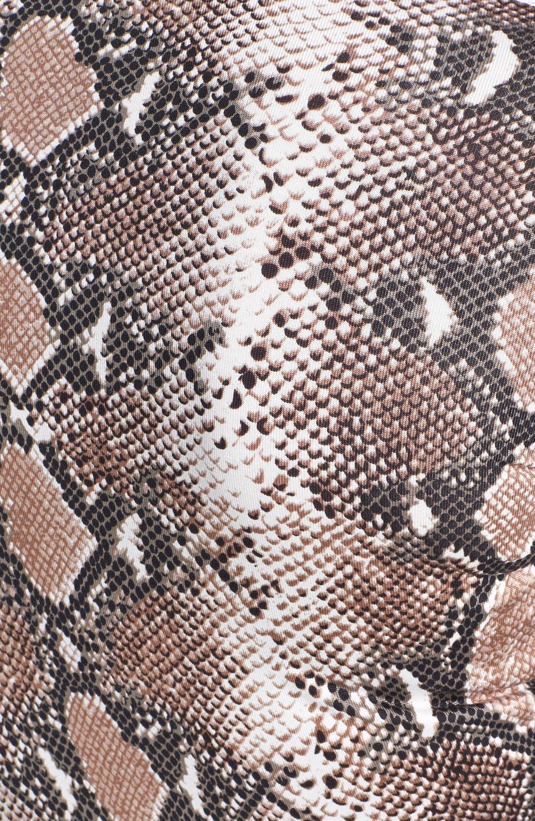 Alternate Image 3  - Diane von Furstenberg 'Amelia' Knit Silk Wrap Dress