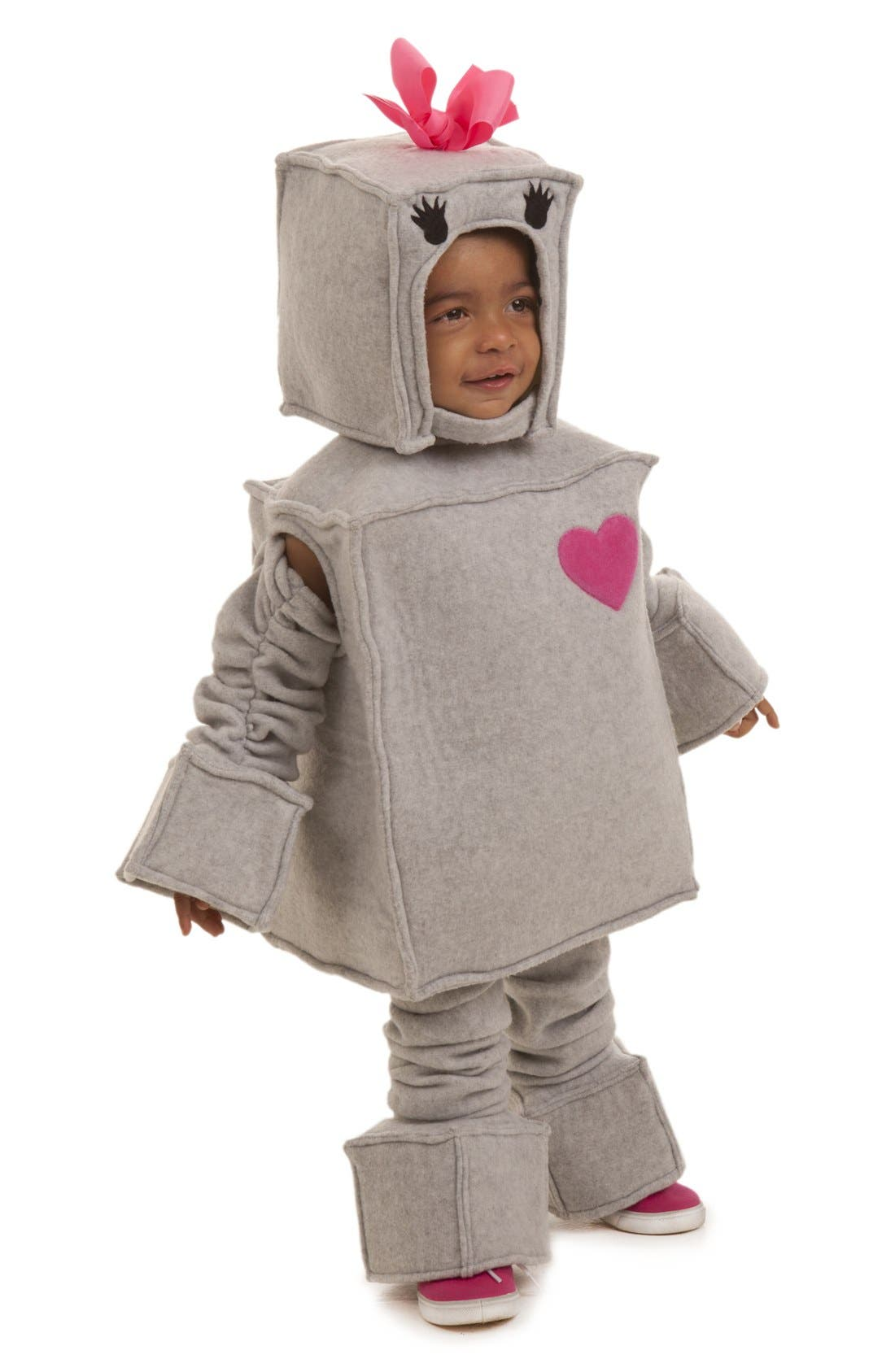 Alternate Image 2  - Princess Paradise 'Rosalie the Robot' Costume (Baby)