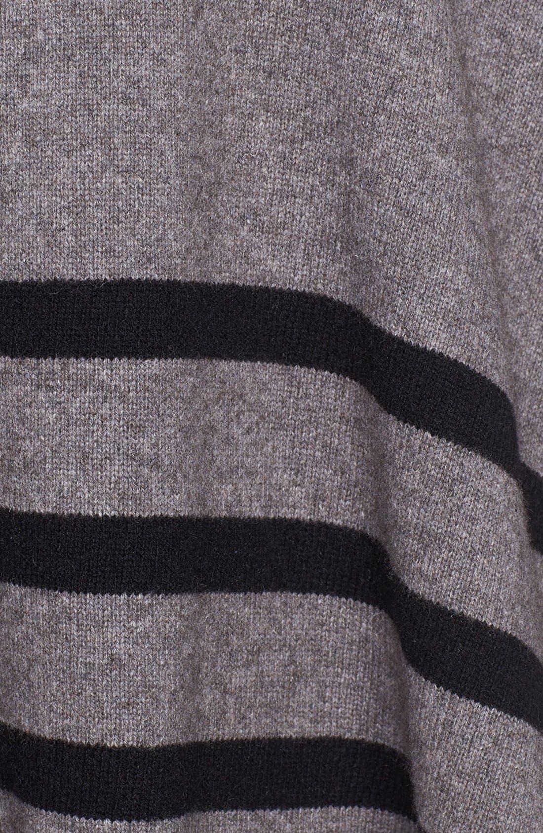 Alternate Image 3  - Eileen Fisher Wool & Yak Turtleneck Poncho