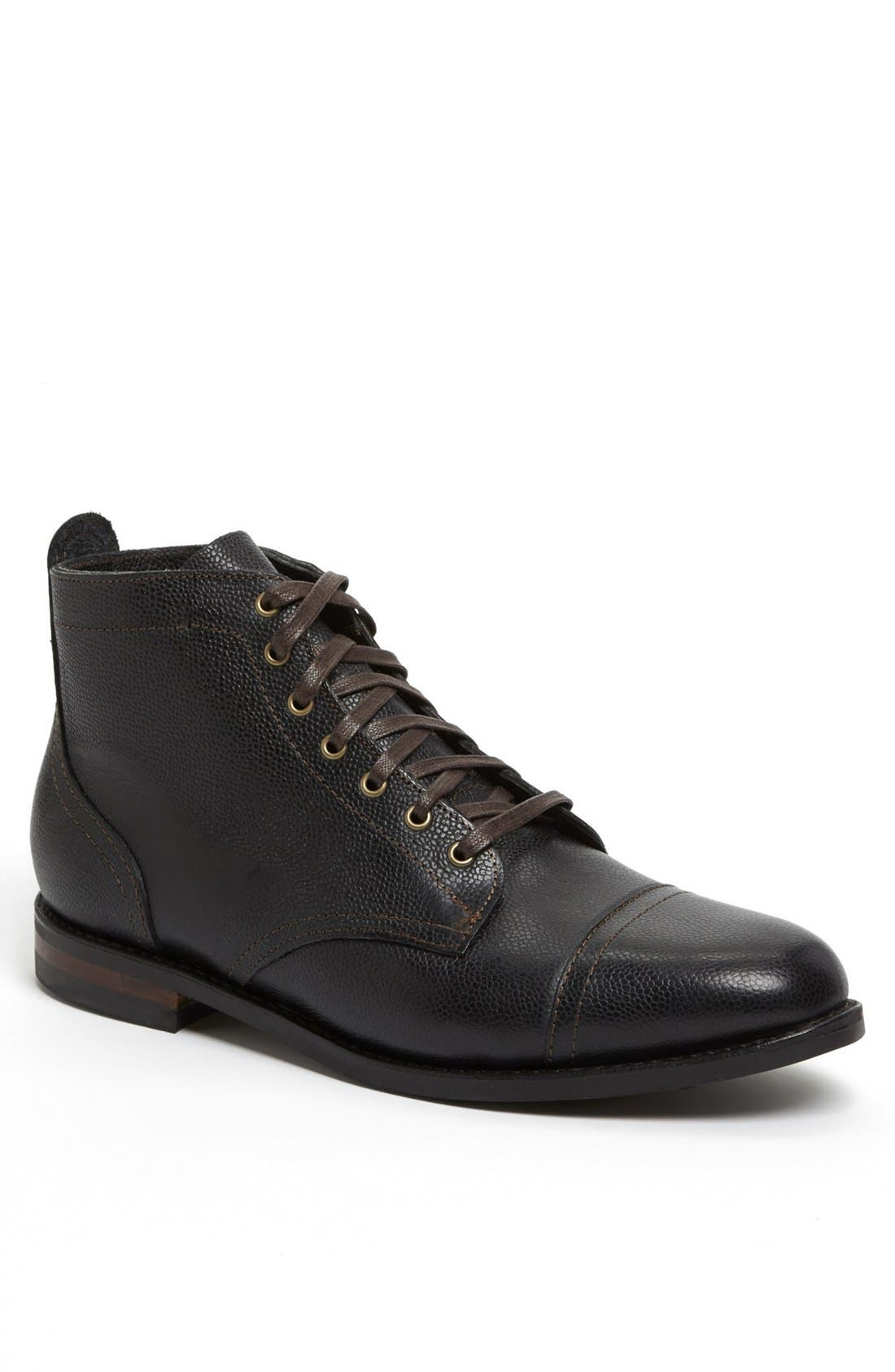 Alternate Image 1 Selected - Allen Edmonds 'Promontory Point' Cap Toe Boot (Men)