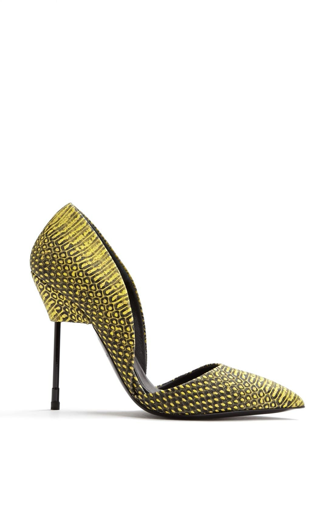 Alternate Image 4  - Kurt Geiger London 'Bond' d'Orsay Pump