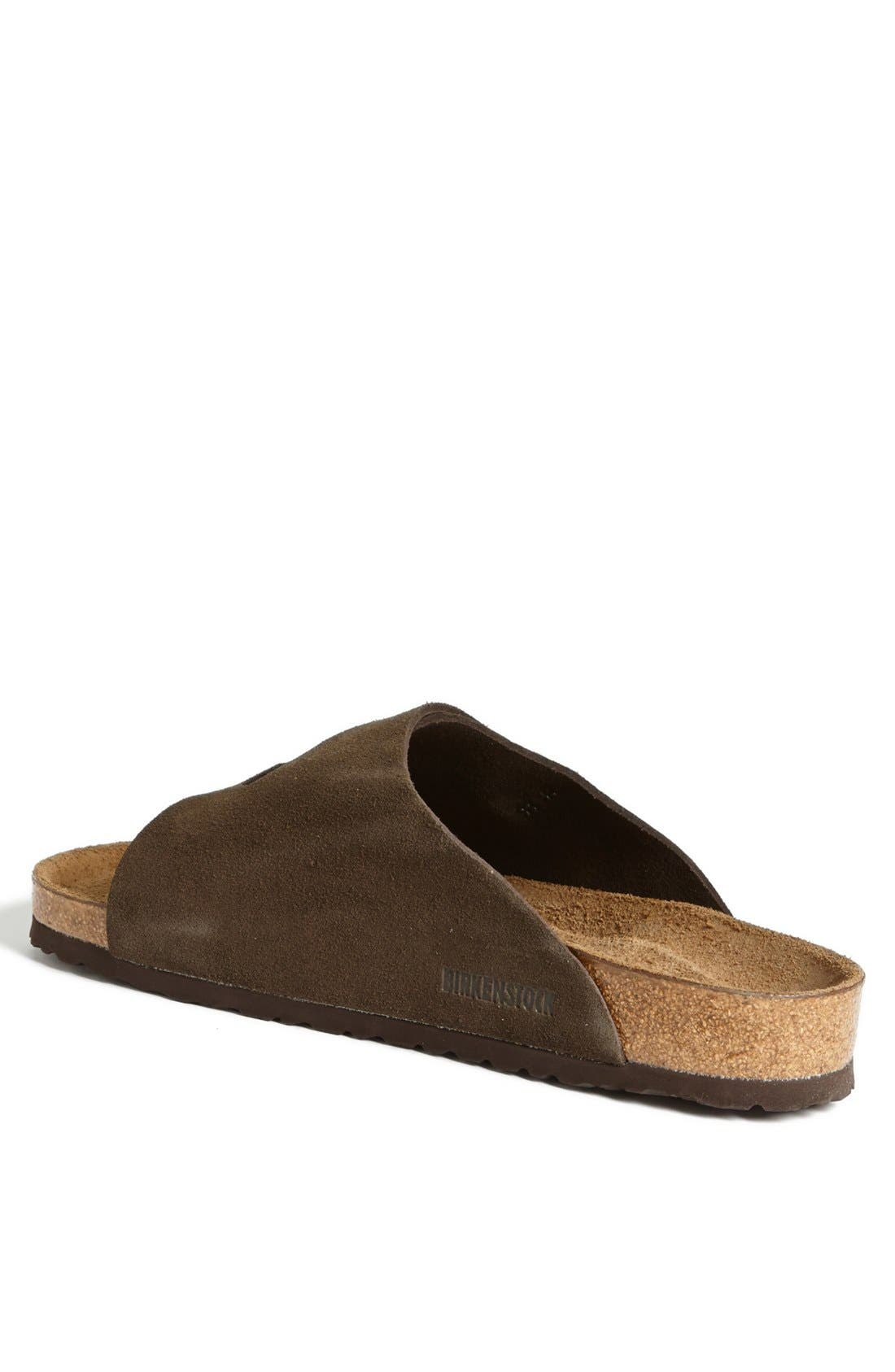Alternate Image 2  - Birkenstock 'Zürich Soft' Sandal (Men)
